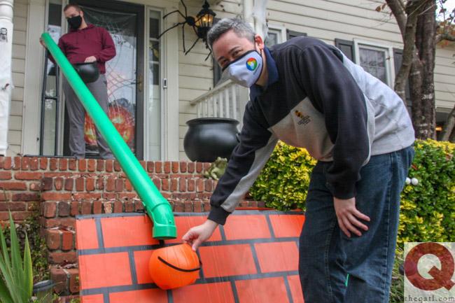 This gay Gwinnett couple is winning pandemic-era Halloween   Project Q Atlanta